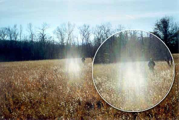 fantome ou esprit surnaturel
